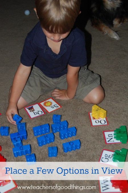 How to Teach the Alphabet with Legos www.teachersofgoodthings.com #tpmoms