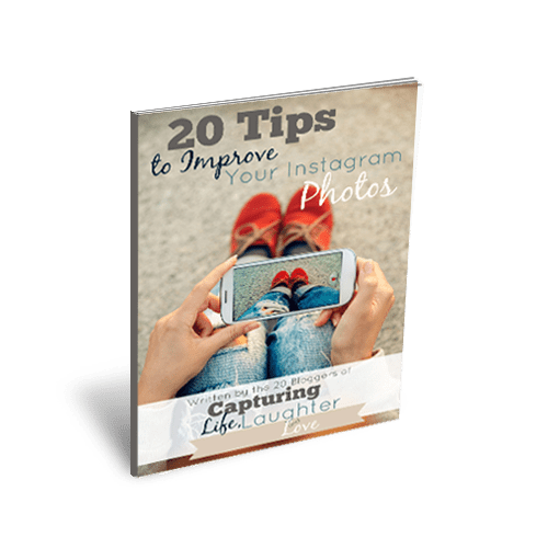 20 Tips to Improve Your Instagram Photos   Capturing Life, Laughter, and Love   www.teachersofgoodthings.com