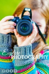 Explore Photography - Part of the 31 Days of Exploring Free AFternoon Activities | www.teachersofgoodthings.com